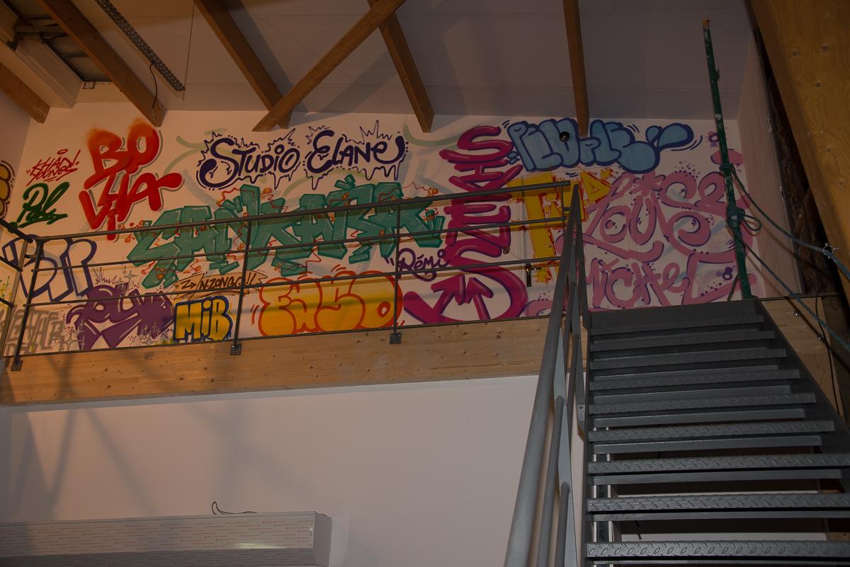 Studio Elane entrée 2 - après