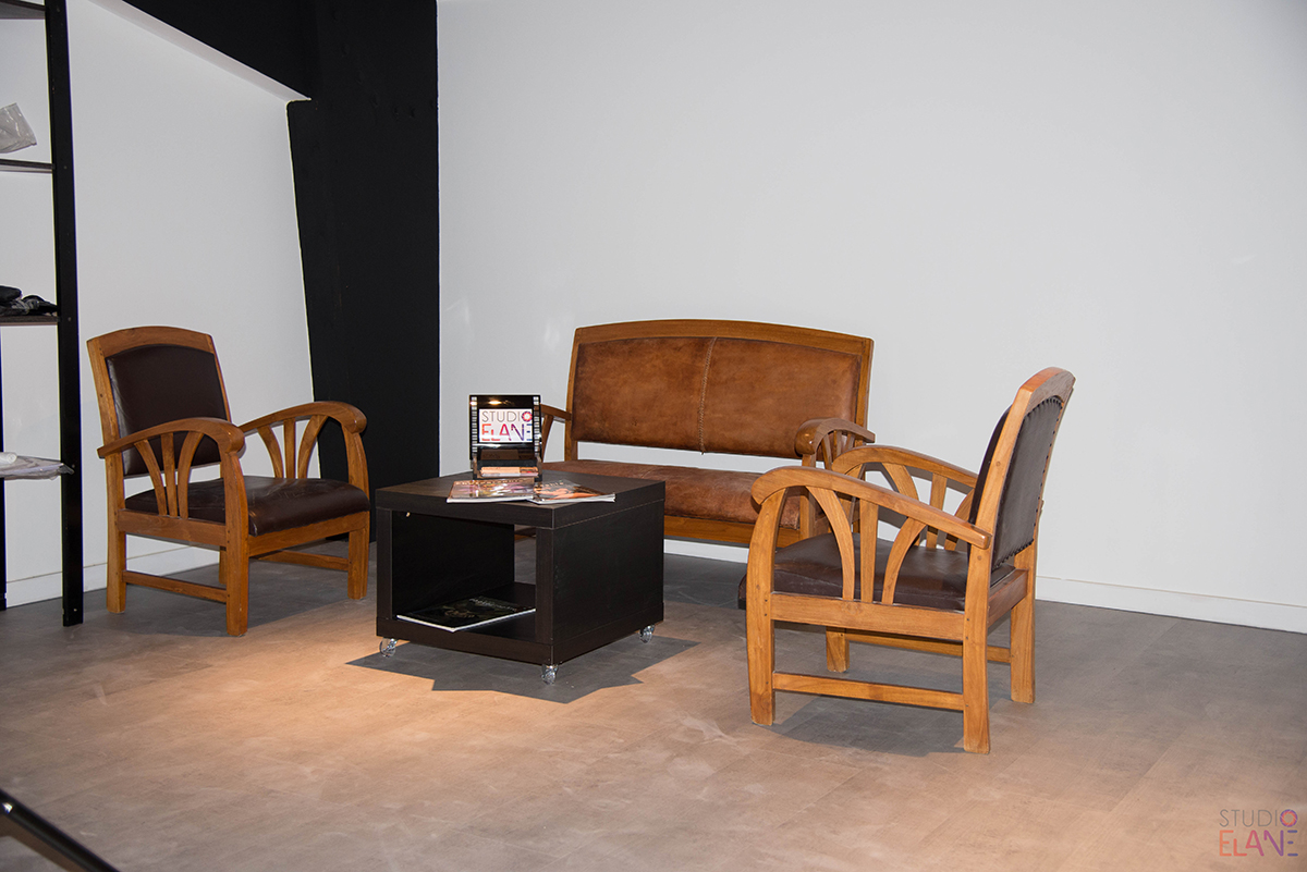 Studio Elane plateau 2 - coin repos