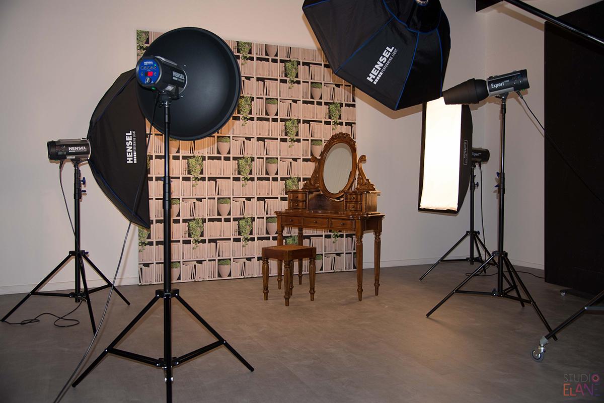 Studio Elane plateau 2