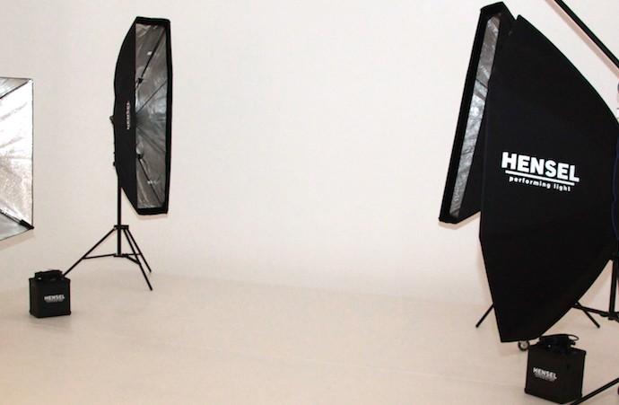 Matériels photo : éclairages Hensel
