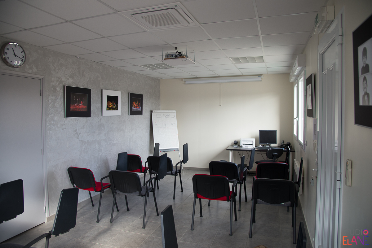 studio-Elane - salle de formation